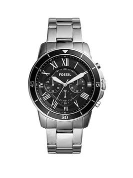 fossil-fossil-black-and-silver-detail-chronograph-dial-stainless-steel-bracelet-mens-watch