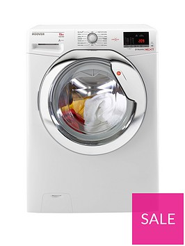 hoover-dynamic-nextnbspdxoa610hcw-10kgnbsploadnbsp1600nbspspin-washing-machine-with-one-touch-whitechrome