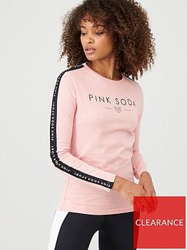 pink-soda-rowe-tape-t-pinknbsp