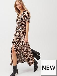 v-by-very-casual-midi-dress-animal-print