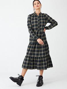 v-by-very-check-shirt-midi-dress-grey-check