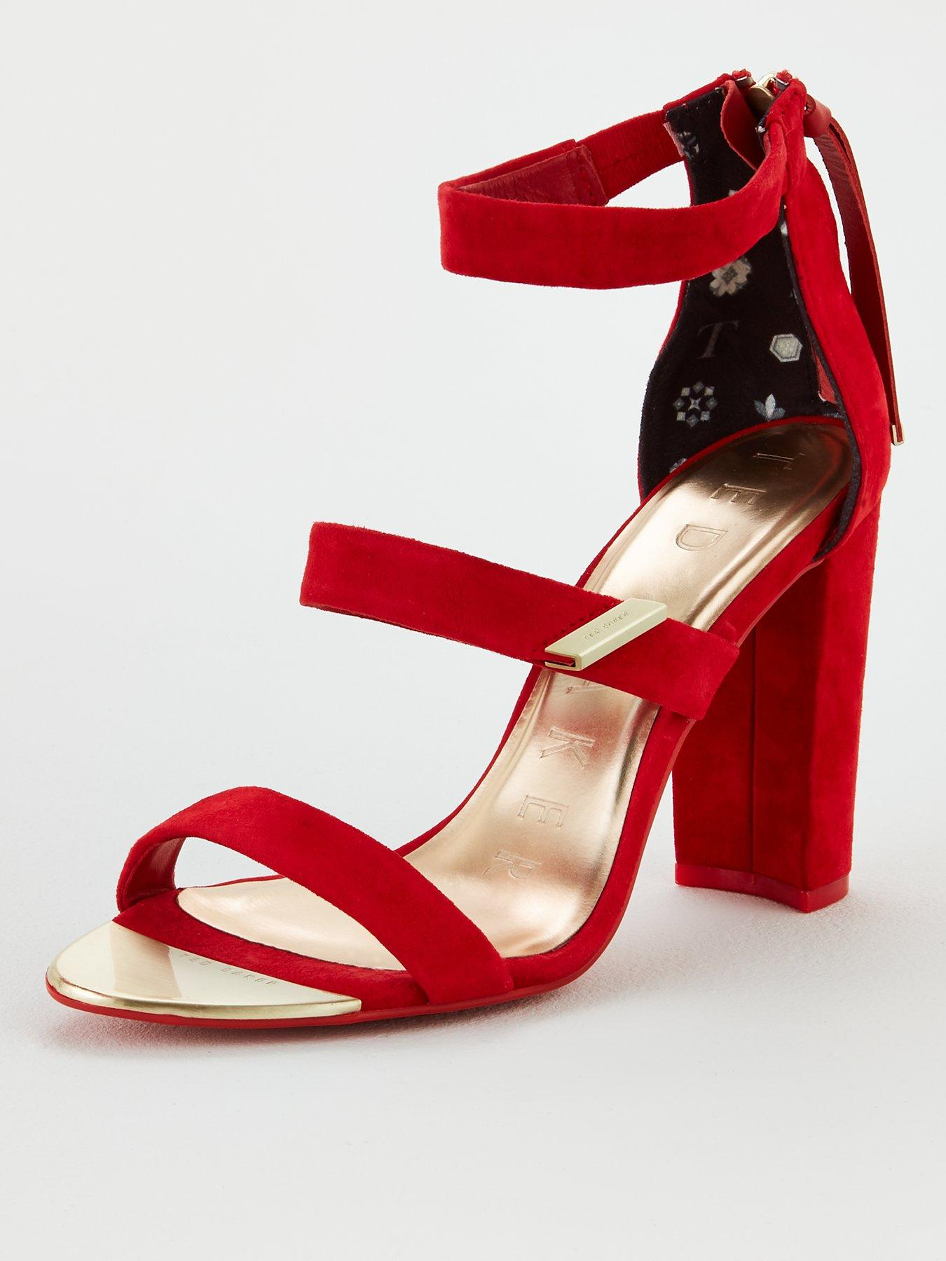 Red   Ted baker   Shoes \u0026 boots   Women