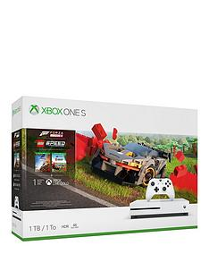 xbox-one-s-console-with-forza-horizons-4-lego-speed-champions-andnbspoptional-extras
