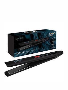 Revamp Progloss Touch Digital Ceramic Hair Straightener St-1500