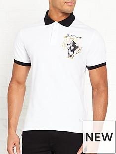 just-cavalli-tiger-face-logo-polo-shirt-white