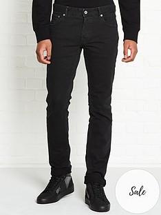 just-cavalli-slim-fit-jeans-black