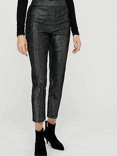 monsoon-mizzy-metallic-slim-fit-trouser-silver