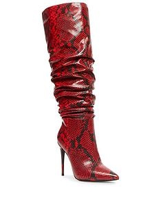 steve-madden-x-winnie-harlow-knee-boots-red