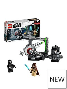 LEGO Star Wars 75246 Death Star Cannon A New Hope, with Obi Wan-Kenobi