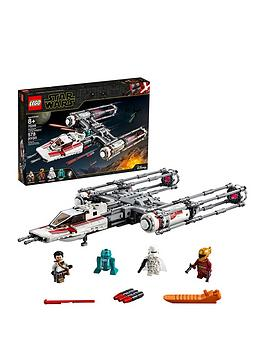 Lego Star Wars 75249 Resistance Y-Wing Starfighter Battle Starship Best Price, Cheapest Prices