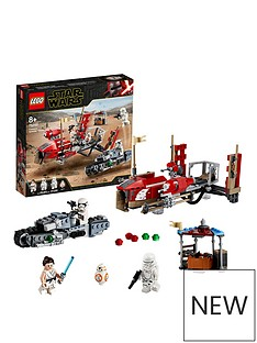LEGO Star Wars 75250 Pasaana Speeder Chase Treadspeeder Vehicle
