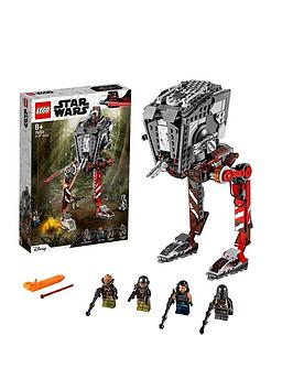 Lego Star Wars 75254 At-St Raider Vehicle With 4 Minifigures Best Price, Cheapest Prices