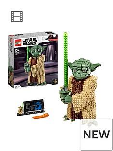 LEGO Star Wars 75255 Yoda™ Figure Attack of the Clones