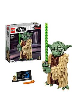 Lego Star Wars 75255 Yoda&Trade; Figure Attack Of The Clones