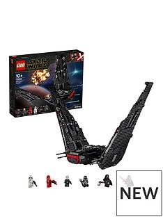 LEGO Star Wars 75256 Kylo Ren's Shuttle Starship