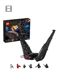 LEGO Star Wars 75256 Kylo Ren's Shuttle Starship
