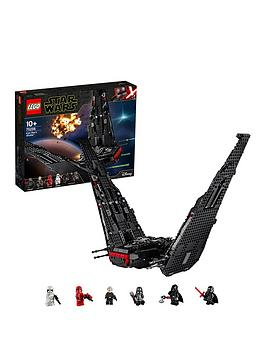 Lego Star Wars 75256 Kylo Ren&Rsquo;S Shuttle Starship Best Price, Cheapest Prices