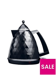 delonghi-kbj3001bk-brillante-kettle-black