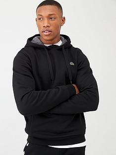 lacoste-classic-overhead-hoodie-black