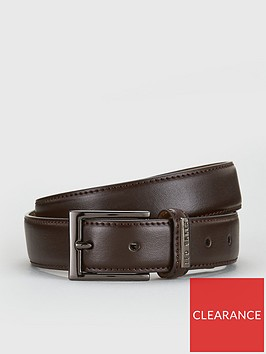 ted-baker-leather-belt-chocolate