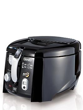 delonghi-f28313-rotofryer-black