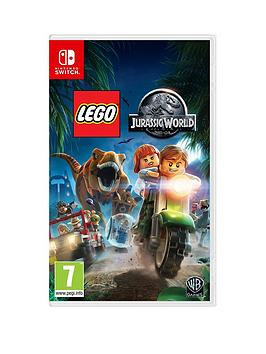 Nintendo Switch Lego Jurassic World