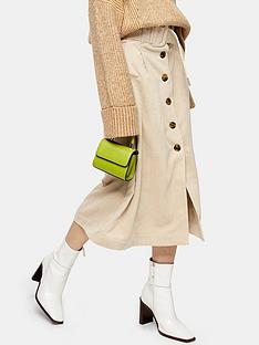 topshop-cord-belted-midi-skirt-stone