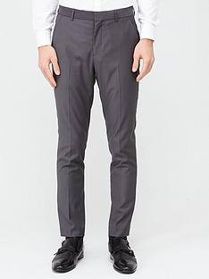 very-man-stretchnbspslim-suit-trousers-grey