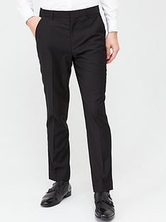 very-man-stretchnbspregular-suit-trousers-black