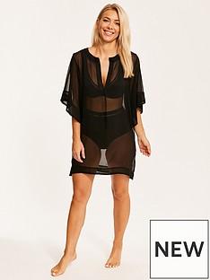 figleaves-valencia-sheer-cover-up-kaftan-black