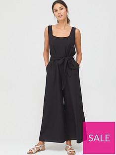 figleaves-san-sebastian-cotton-culotte-jumpsuit-black
