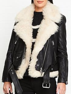 allsaints-luna-shearling-biker-jacket-black