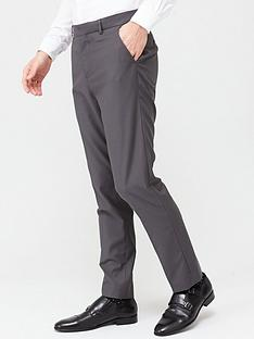 very-man-stretchnbspregular-suit-trousers-grey