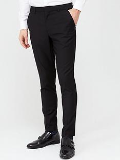 very-man-stretchnbspskinny-suit-trousers-black