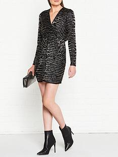 allsaints-laney-embellished-dress-ink