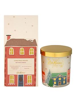 Cath Kidston Cath Kidston Christmas Single Wick Candle