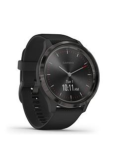 garmin-vivomove-3-hybrid-smartwatch-black-silicone-strap-with-slate-hardware