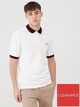 fred-perry-contrast-trim-polo-shirt-white