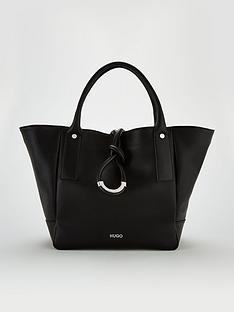 hugo-lexington-tote-black