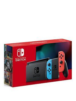 Nintendo Switch Nintendo Switch Console (Improved Battery)