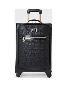 river-island-logo-stitch-suitcase