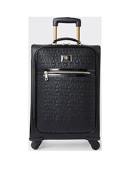 river-island-logo-stitch-suitcase