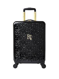 river-island-black-hardshell-suitcase