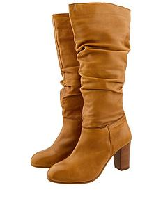 monsoon-sophie-leather-slouch-boot