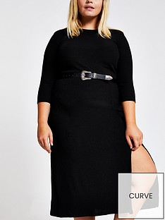 ri-plus-ri-plus-midi-dress-black