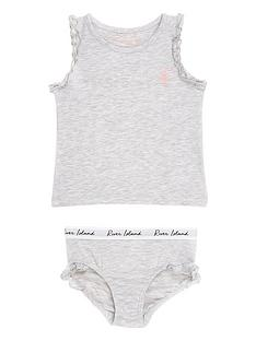 river-island-mini-mini-girls-unicorn-printed-vest-outfit-grey