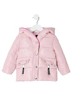 river-island-mini-mini-girls-padded-jacket-pink
