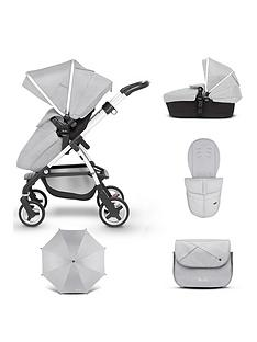 silver-cross-wayfarer-pushchair-accessory-bundle-pushchair-carry-cot-parasol-changing-bag-and-footmuff