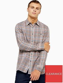 topman-topman-checked-shirt-multinbsp