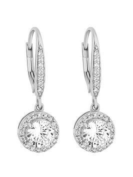 simply-silver-simply-silver-cubic-zirconia-clara-earring